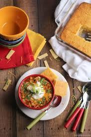 cooking light chicken tortilla soup crock pot chicken tortilla soup