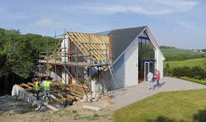 Building A House Plans Uk Housing More People To Have Self Build Homes Under New