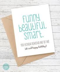 funny birthday card boyfriend girlfriend card by flairandpaper