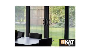 Patio Door Internal Blinds Integrated Blinds Kat Uk