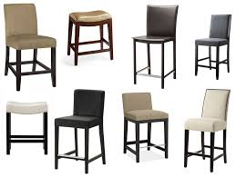 upholstered bar stools home decorations insight