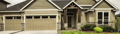 Door House by Carriage House Steel Garage Doors 9700