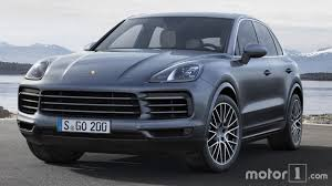 porsche cayenne 2014 white new porsche cayenne see the changes side by side