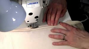 Upholstery Cording Instructions How To Sew Piping In One Step Youtube