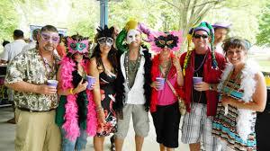 mardi gras fashion third annual mardi gras brings the party back to boblo island
