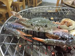 All You Can Eat Lobster Buffet by Seafood Bbq And Beer Buffet In Huay Kwang Bangkok