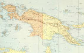 Map Netherlands World Team Papua Maps Of Netherlands New Guinea