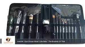 professional makeup tools 15pc professional makeup brush set cameo cosmetics makeup