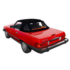 amazon com mercedes benz sl r107 1972 1989 complete convertible
