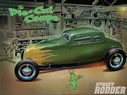 1931 ford model a coupe concept rod network