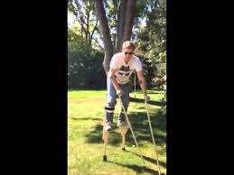 Stilt Costumes Halloween 4 Legged Stilt Costume Soul Walker Video 1 Kevin Miller