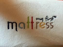 my first memory foam crib mattress review