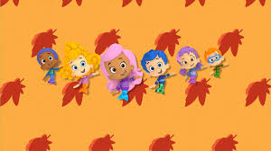 leaves are fallin u0027 bubble guppies wiki fandom powered by wikia