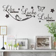 popular landscape quotes buy cheap landscape quotes lots from hot butterfly german artword lebe waterproof vinyl wall quotes decal pvc home decor wall
