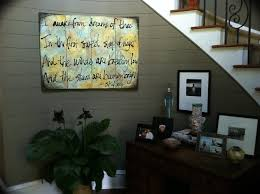 My Foyer Kelly Thiel Studio Text Painting For My Foyer Using Pan Pastels