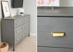 Martha Stewart Cabinet Pulls Ikea Hack Tarva Dresser Makeover With Benjamin Moore Paint And