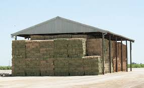 Hay Barn Prices Feed Costs Continue To Hamper California