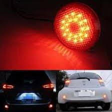 toyota scion iq xb led bumper reflector light assembly