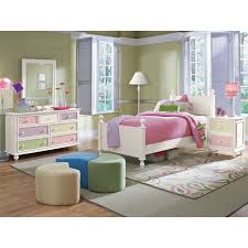 white twin bedroom set colorworks 6 piece twin bedroom set white value city furniture