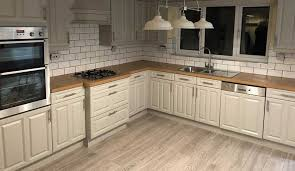 best way to paint kitchen cabinets uk are painted kitchen cabinets durable kitchen spray painting
