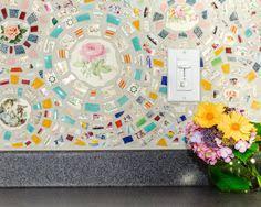 Kitchen Mosaic Backsplash Ideas by 16 Wonderful Mosaic Kitchen Backsplashes Mosaic Kitchen
