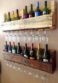 wine glass holder shelf foter