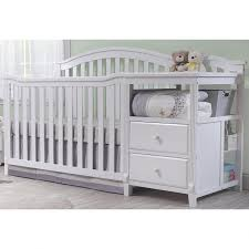Delta Crib And Changing Table Awesome Delta Children Ab 4 In 1 Convertible Crib And Changer