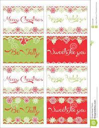 christmas gift tags stock photo image 34461200