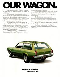 chevy vega longroof madness 13 classic ads featuring station wagons the