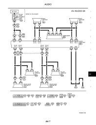 nissan sentra stereo wiring diagram with schematic pictures 55845