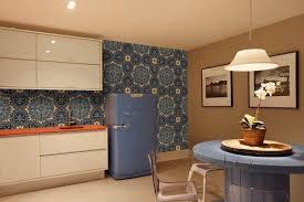 Retro Kitchen Designs by Kitchen Design Ideas With Retro Refrigerators That Steal The Show