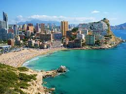 Benidorm Spain Map by 15 Best Things To Do In Benidorm Spain The Crazy Tourist