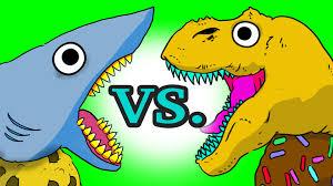 cute shark attack cartoon 16 shark monster truck dino