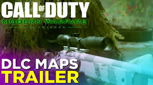 List Of Cod4 Maps Six More Call Of Duty Modern Warfare Remastered Maps Drop Next