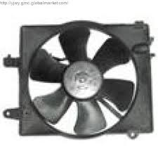 yjwy 1204a china auto fan for chevrolet spark oem 93741009