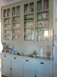 China Cabinet In Kitchen A Mix Of New And Vintage Silvina S Kitchen In Argentina Display