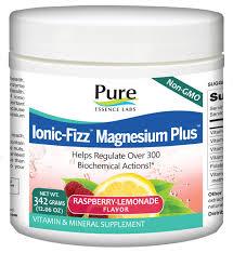 amazon com pure essence labs ionic fizz super d k calcium plus