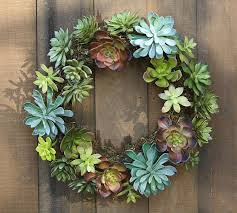 indoor wreaths home decorating adorn your house in this holiday with pottery barn wreaths homesfeed
