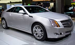 cadillac cts coupe 2011 2011 cadillac cts coupe official photos and info car