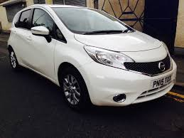nissan note used nissan note hatchback 1 5 dci acenta premium style pack 5dr