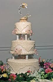 wedding cake styles new wedding cake customs 1909 click americana