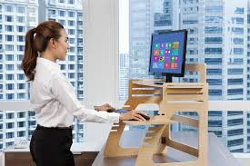 Standing Desk Laptop The Best Standing Desk For Laptops