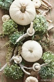 white pumpkins white pumpkin centerpiece sand and sisal