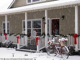 Christmas Decorations Outside The House by Outside Christmas Decorations And Ideas To Make Your Holidays Bright
