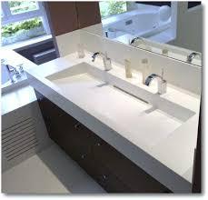 cuisine en corian lavabo salle de bain cuisine corian salle de bain corian crea