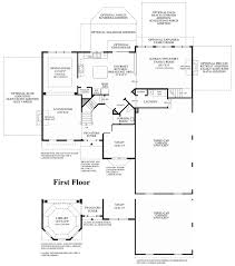 the shore floor plan estates at bamm hollow the columbia ii home design