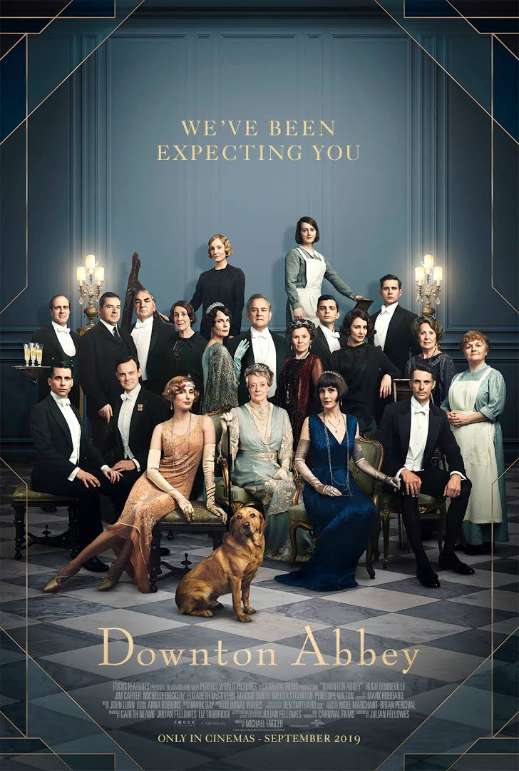 Image result for the downton abbey movie