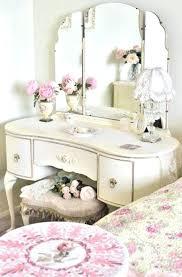 Vintage Vanity Table Vintage Dresser With Round Mirror U2013 Vinofestdc Com