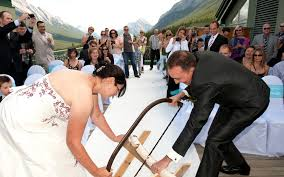 15 extremely strange and craziest wedding traditions in the world