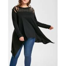 Plus Size Ripped Leggings Plus Size Outerwear Dresses Tops And More Special Sales